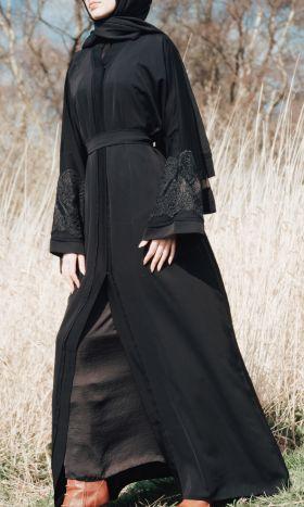 Romance Open Abaya