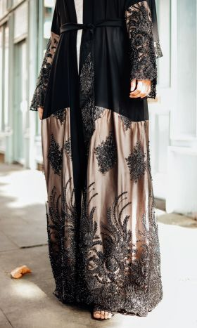 The Decadence Abaya