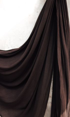 Rayon Crinkle Hijab Expresso