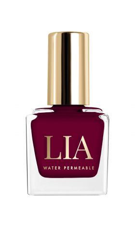 Water Permeable Nail Polish Cherry