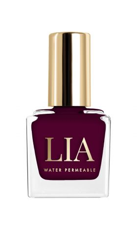 Water Permeable Nail Polish Blueberry