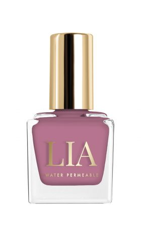 Water Permeable Nail Polish Spicy Cinnamon