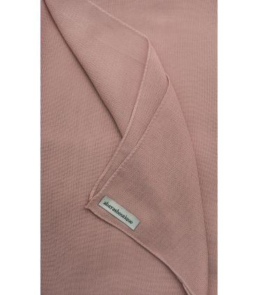 Cotton Zip Through Abaya