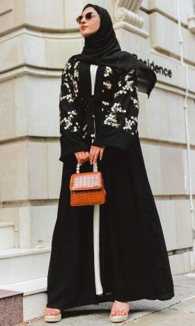 Flora Obscura Kimono